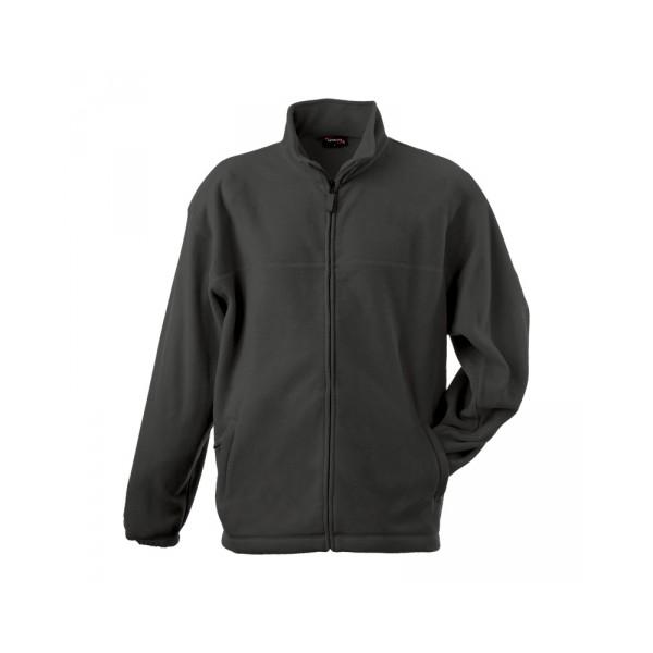 pánská mikina fleece s dlouhým zipem e55fe17083