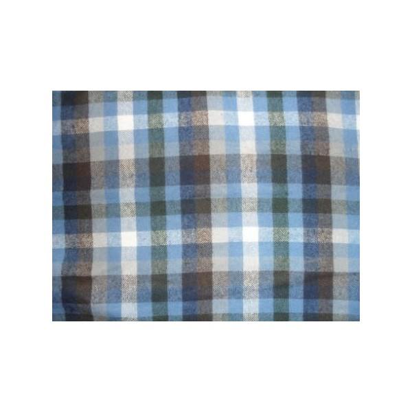 pánská flanelová košile wolf - levtex 87228701a6