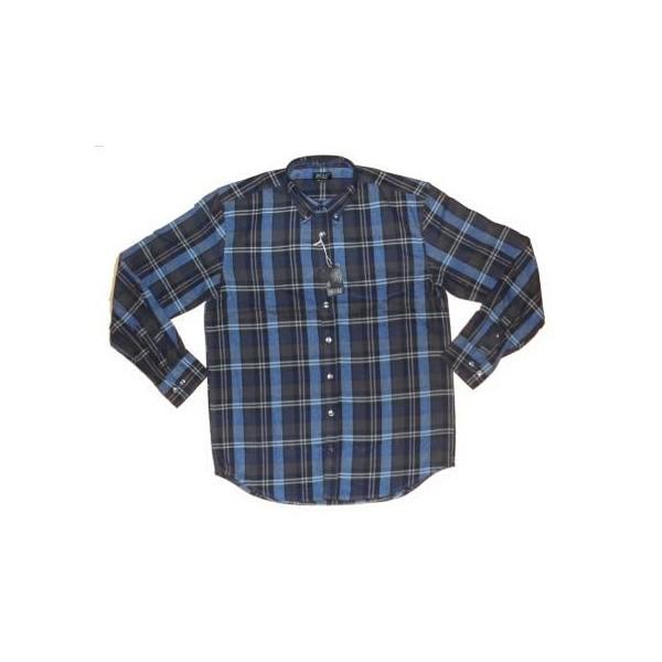pánská flanelová košile wolf - levtex 154eb585fb